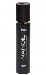 Haaröl Nanoil - innovativer Wirkung